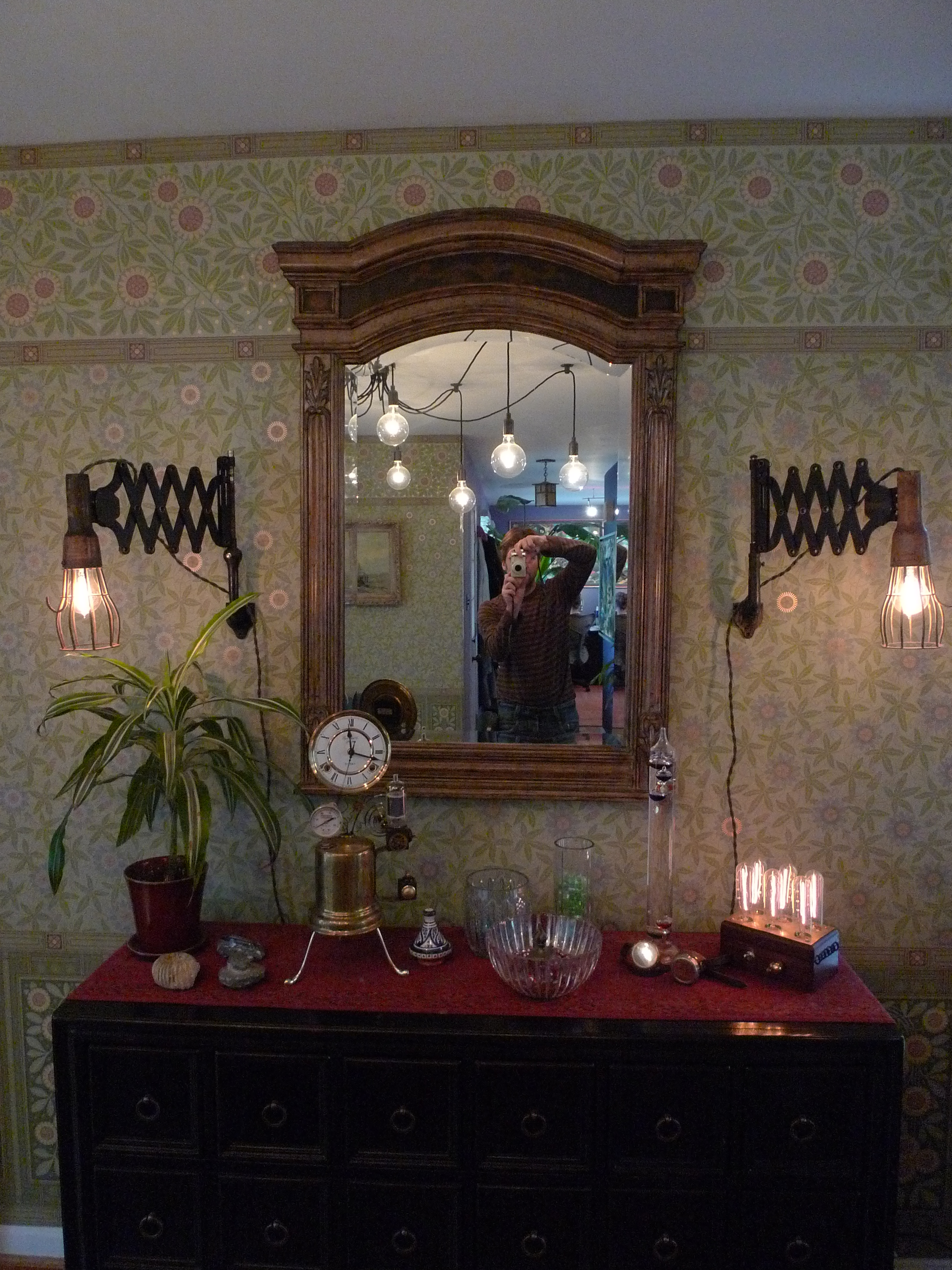Designing Our Steampunk Dining Room It S A Creekmore World